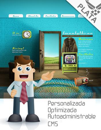 WebCamaleón Plan Plata (Websites)