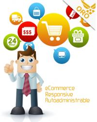 eCommerce Plan Oro